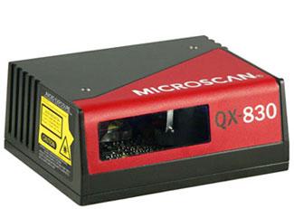 QX830 Laser scanner for 1D applications