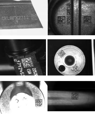 direct marked parts examples