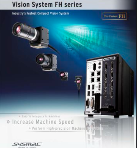 Omron FH machine vision system